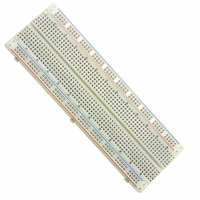 Solderless Prototype PCB Breadboard 170 400 830 Hole Optional X40 Jump Wires 7