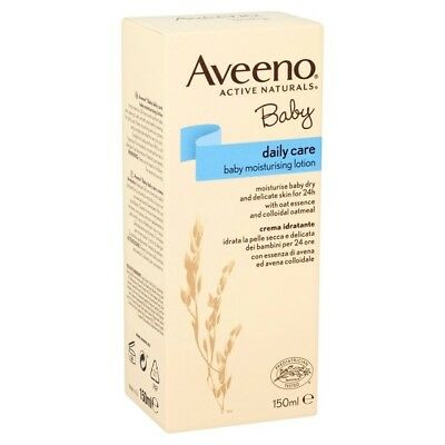 Aveeno Baby Care Pack (Wash, Cleansing Milk, Barrier Cream, Moisturising Lotion) 2