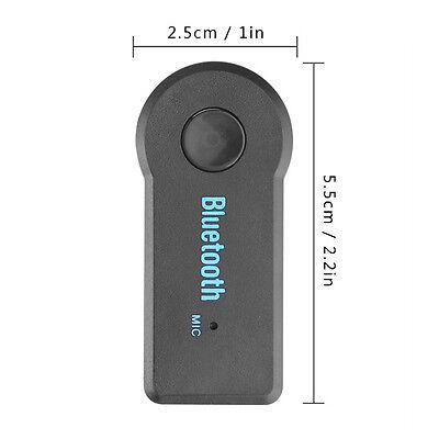 3.5Mm Bluetooth Adattatore Aux Musica Stereo Ricevitore Casa Auto Handfree Audio 2