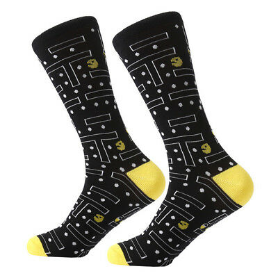 NEW Mens Combed Cotton Sock Animal Alien Panda Moustache Novelty Casual Sock SOX 3