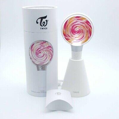 【NEW】TWICE Official Light Stick Mood Light CANDY BONG Pen Light Dome Tour 2019 3