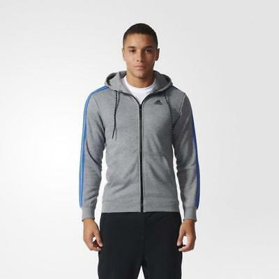 adidas Essential Full Zip Hoody Mens' | Cummins Sports