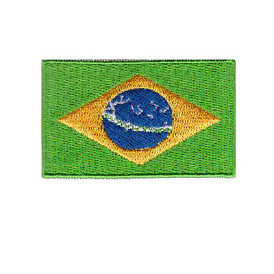 National Country Embroidered Flag Sew/Iron On Patch Choose Your Country 5