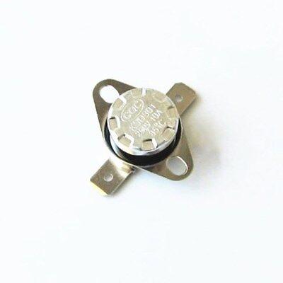 Temperature Switch Control Sensor Thermal Thermostat 35°C-160°C NO/NC KSD301 9