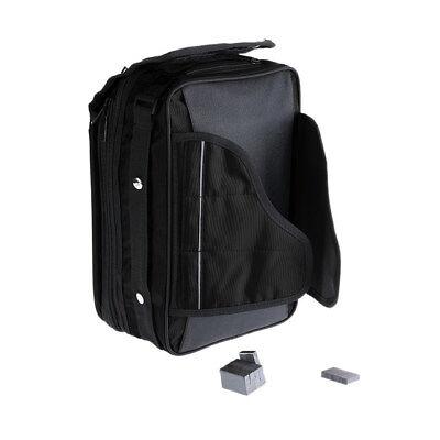 Waterproof Motorcycle Motorbike Magnetic Tank Bag Expandable Fuel Winter MB08 6
