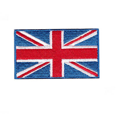 National Country Embroidered Flag Sew/Iron On Patch Choose Your Country 3