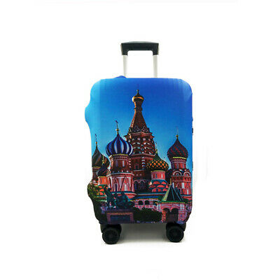 Travel Elastic Luggage Suitcase  Protective Cover Thicken Cover For 18-32'' Case 9