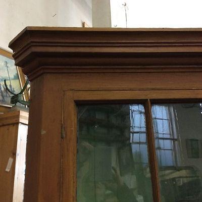 A Victorian corner cupboard 3