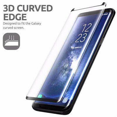 Case Friendly Tempered Glass Screen Protector Samsung Galaxy Note 9 S9 / S8 Plus 5