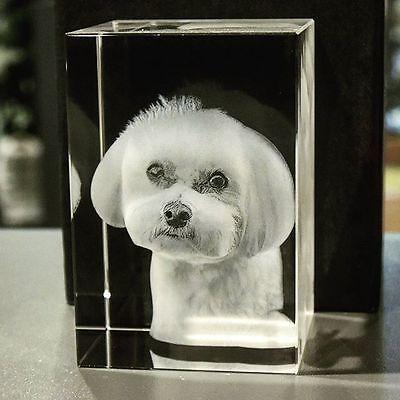 R90 Foto als 3D Laserfoto Gravur Geschenkidee zu Weihnachten Kind Taufe