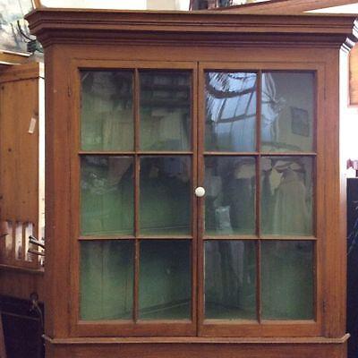 A Victorian corner cupboard 5