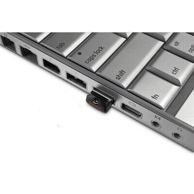 SanDisk 64GB 32GB 16GB 8GB CZ33 Cruzer Fit USB 2.0 Flash Pen Mini Drive OTG Lot 3