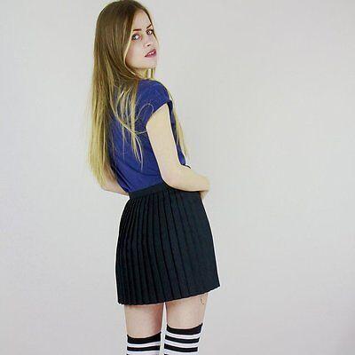 "GYMPHLEX Girls/Ladies NAVY Sports Kilt Skirt Waist 27-30"" 14+ yrs- NEW! 2"