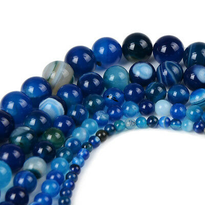 Wholesale Natural Matte Gemstone Round Spacer Loose Beads 4mm 6mm 8mm 10mm 12mm 7