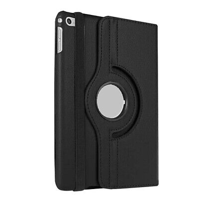 """For Apple iPad 7th Generation 10.2"""" (2019) 360° Rotating PU Leather Case Cover 3"""