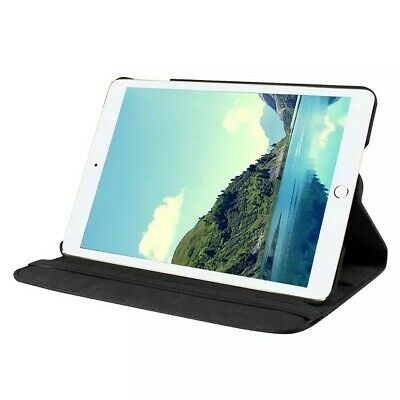 """For Apple iPad 7th Generation 10.2"""" (2019) 360° Rotating PU Leather Case Cover 5"""