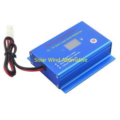 Rigeneratore batterie al piombo per auto ,12V 24V 36V 48V 60V 72V/ 600HA 2