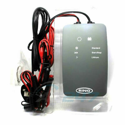 Ring RSC706 12v 6A 8 Stage Start/Stop Car 4x4 Maintenance Smart Battery Charger 2