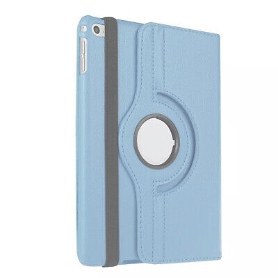 """For Apple iPad 7th Generation 10.2"""" (2019) 360° Rotating PU Leather Case Cover 10"""