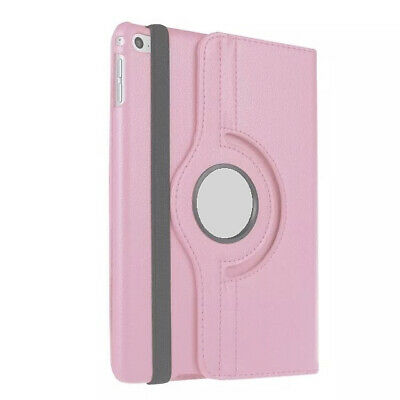"""For Apple iPad 7th Generation 10.2"""" (2019) 360° Rotating PU Leather Case Cover 9"""