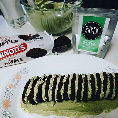 Super Duper Premium 100% Organic Macha Green Tea 100g Delivered 4