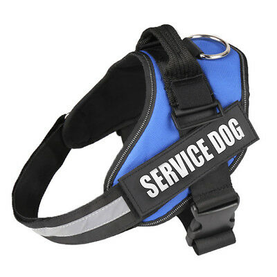 Acce® Power Harness Strong Adjustable & Reflective Dog Puppy Harnesses Service 11