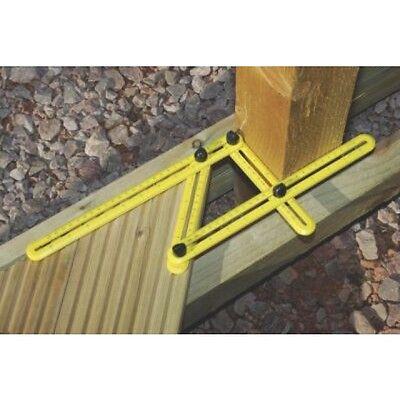 Tgr Angle Izer Multi Angle Ruler Template Tool 3 89 Picclick