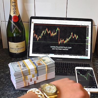 I am a forex millionaire