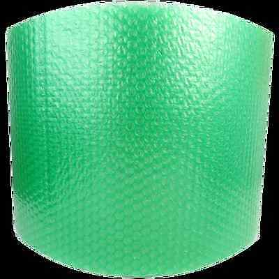 """3/16"""" Recycled Small Bubble Cushioning Wrap Padding Roll 2100' x 12"""" Wide 2100FT 2"""