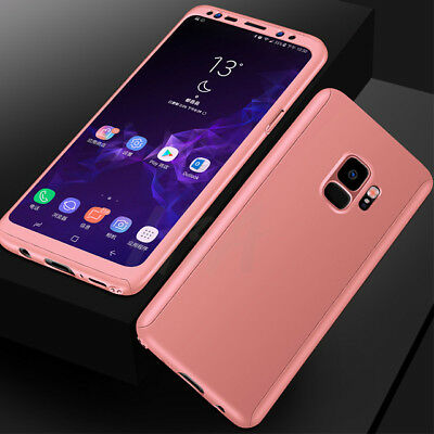360 Full Cover Phone Case For Samsung Galaxy S10 S8 Plus Note 9+Screen Protector 10