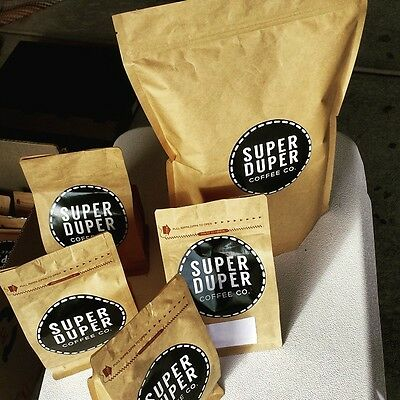 Super Duper Vietnamese Style Coffee Beans 250g Delivered 2