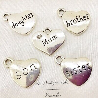 Dad/Mum/Daughter/Son/BrotherSister Memorial Cremation Ashes Urn Keyring keepsake 2