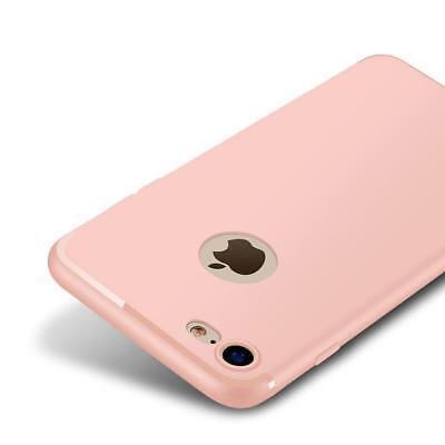 Coque TPU Slim Housse Etui Protection Pour iPhone 8 7 6 6S PLUS 5S X XR XS Max 10