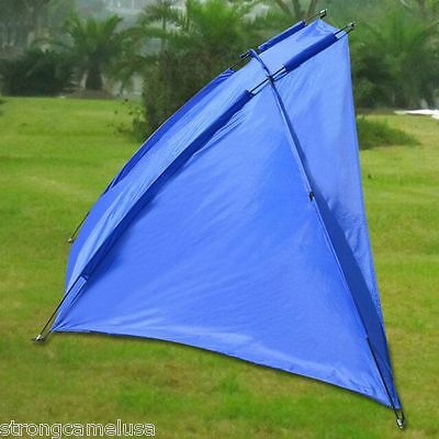 3 of 7 Portable Beach Shelter Sun Shade Canopy C&ing Fishing Beach Tent Outdoor Sport & PORTABLE BEACH Shelter Sun Shade Canopy Camping Fishing Beach Tent ...