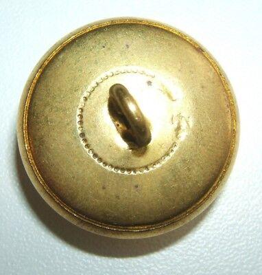 LOT DE 2 BOUTONS DORES GENDARMERIE MOBILE - 25 mm - Fabrication T.W.&W.