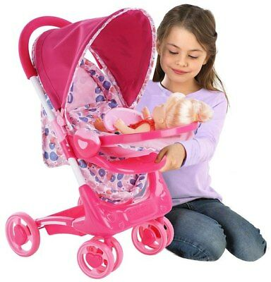 Baby Alive Doll Travel System Doll Stroller Car Seat Click