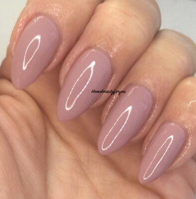 Bluesky Romance Dusky Pink Mauve New Summer 2018 Nail Gel Polish Uvled Soak Off