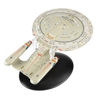 Star Trek USS Enterprise NCC-1701-D Ship - Best Of Eaglemoss Official Starships 6