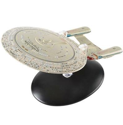 Star Trek USS Enterprise NCC-1701-D Ship - Best Of Eaglemoss Official Starships 2