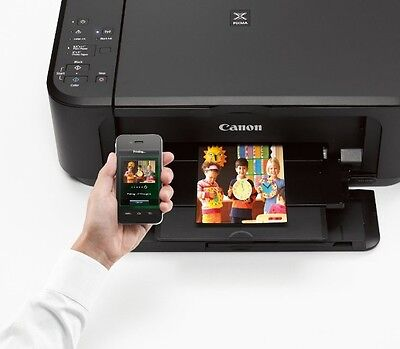Canon PIXMA MG3520 Wireless All-in-One Inkjet Printer/Copier/Scanner Brand NEW!! 5