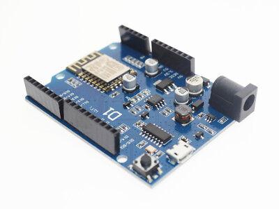 ESP-12F WeMos D1 WiFi UNO Board Based ESP8266 for Arduino Compatible IDE 5