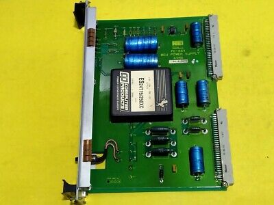 VMEbus NEI Control Systems Ltd. PCI1654 BCU POWER SUPPLY AVR6 2