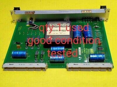 VMEbus NEI Control Systems Ltd. PCI1654 BCU POWER SUPPLY AVR6 4