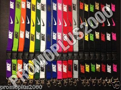 Nike Jordan Adidas Lanyard Detachable Keychain iPod Camera Badge Document Holder 3