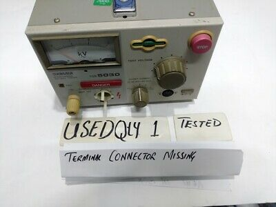 Kikusui Electronic Corporation TOS 5030 Withstanding Voltage Tester 6