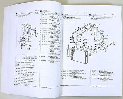 INTERNATIONAL IH 766 966 1066 1466 1468 Hydro 100 Tractors Parts Manual  Catalog - $36.97 | PicClickPicClick