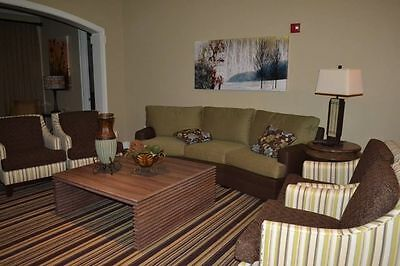 Sevierville, TN, Wyndham Smoky Mountains, 3 Bedroom Deluxe, 10 - 17 August 2019 3