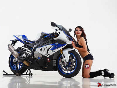 Bmw S1000Rr 2012-2014 Hp4 Passenger  Seat Cover Covers Luimoto