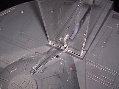 acrylic display stand for Kenner Vintage Darth Vader Tie Fighter Star Wars