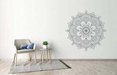 M10 Mandala Hearts Flowers BIG SIZES Reusable Stencil Wall Decor Bohemian